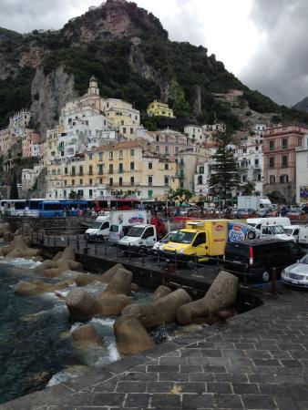 Barbaro Car Service Exclusive Transfers & Tours: Barbaro Car Service Tour of Amalfi Coast