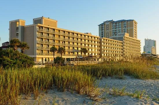 Myrtle Beach Hotels Coral Beach Resort