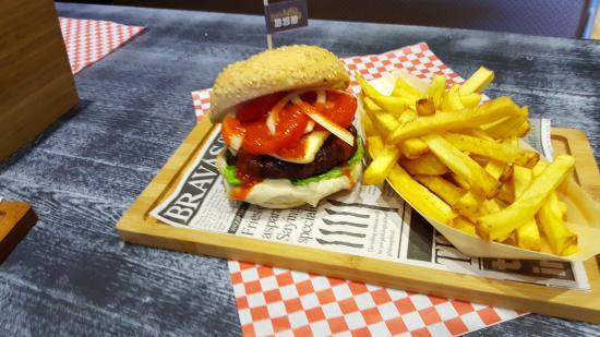 Burger Bus BCN