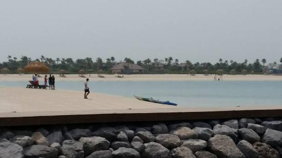 Banana Island Resort Doha by Anantara: beach