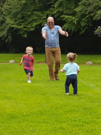 Chapel Brampton, UK: Happy Days