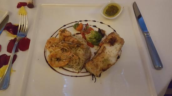 Secrets Silversands Riviera Cancun Food Is Fabulous
