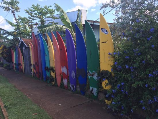 Paia, هاواي: what a ride