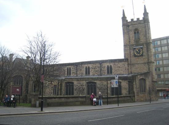 Church of St John the Baptist