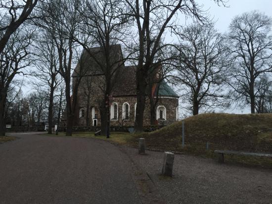 อุปซอลา, สวีเดน: very deserted