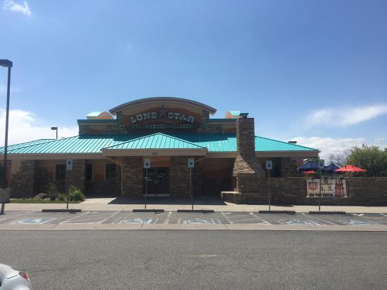 Lone Star steakhouse Brighton Colorado