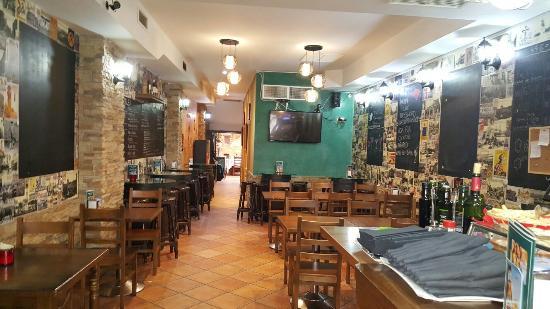 Restaurante El Jardin Prohibido en Madrid con cocina ...