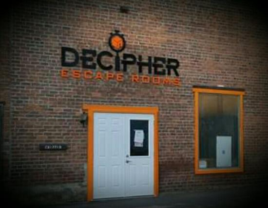 Decipher Escape Rooms
