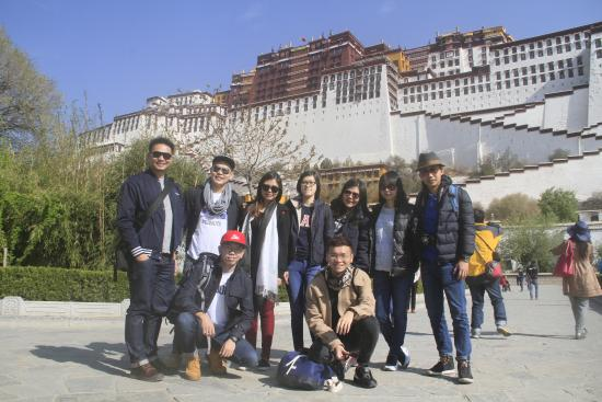 ‪Tibet Group Tours - Day Tour‬