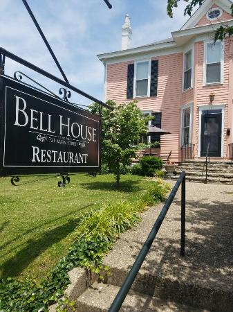 Bell House Restaurant: Great spot for lunch