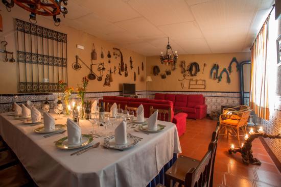 Hostal San Juan : Restaurante asador