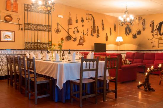 Miguelturra, Spain: Restaurante asador