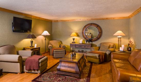 Westgate Park City Resort & Spa: Serenity Spa Lounge