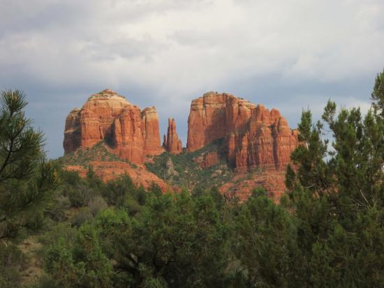Sedona Cathedral Hideaway Photo