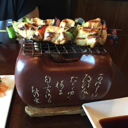 fukuda sushi: Chicken