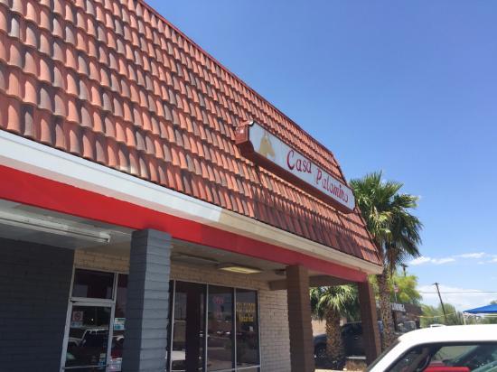 Coolidge, AZ: Exterior