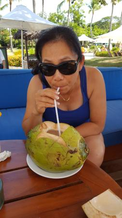 Buko Bar at Shangri-La's Mactan Resort & Spa Foto