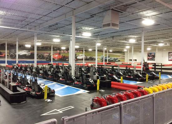 ‪K1 Speed Boston‬