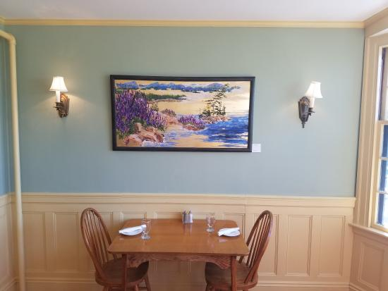 Asticou Inn : Asticou Dining Room
