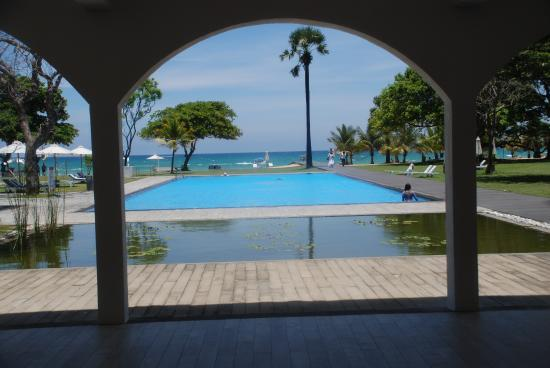 Trinco Blu by Cinnamon: View from the foyer