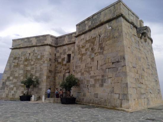 Castillo de Moraira.