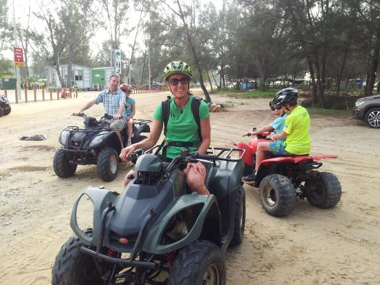 Brunei ATV Tour