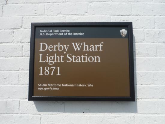 Derby Wharf Light Station