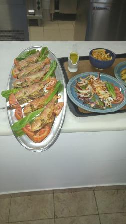 Chrysopigi Restaurant