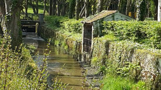 Le vaularon picture of parc de la grande maison bures for Plan bures sur yvette
