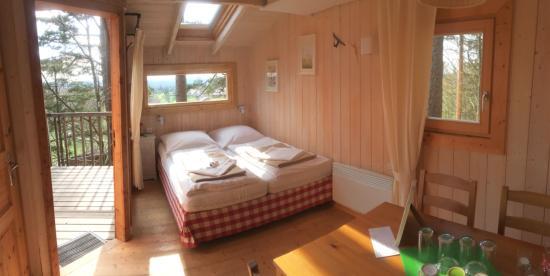 baumhaushotel bewertungen fotos rosenberg tripadvisor. Black Bedroom Furniture Sets. Home Design Ideas