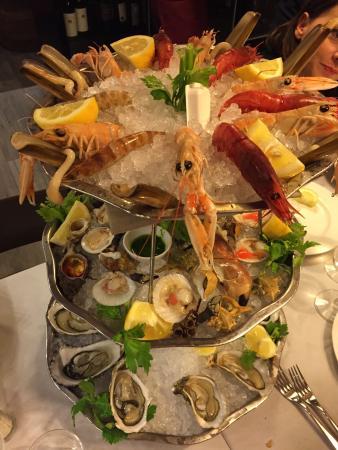 Buona cena di pesce