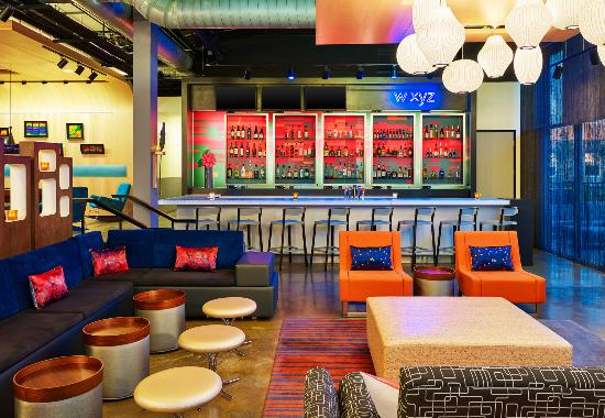 Aloft Beachwood: Wxyz