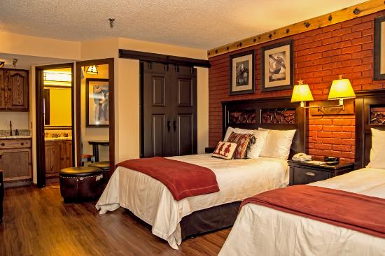 Westgate River Ranch Resort & Rodeo: Lodge Guest Room