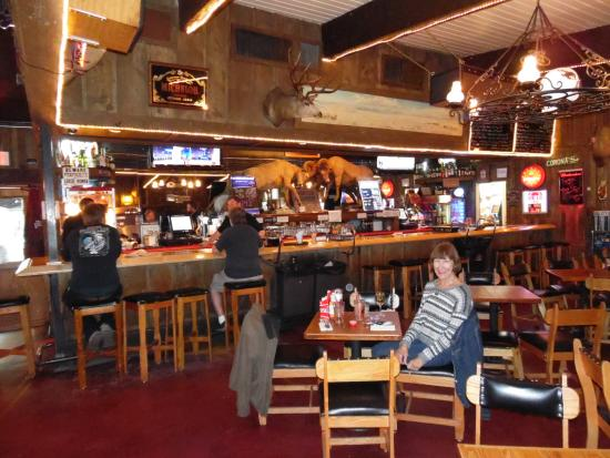 The Virginian Bar and Restaurant  - Picture of Virginian