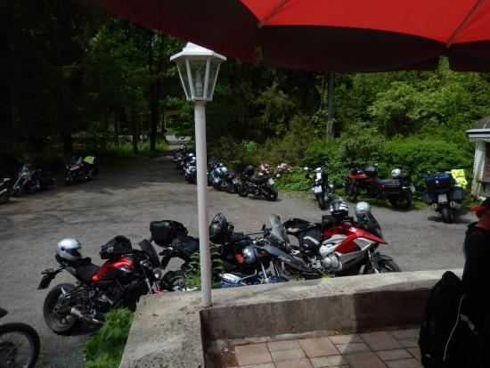 Frauenwald, Allemagne : Parkplatz