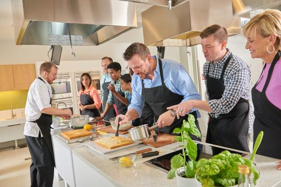 Grand Rapids, MI: Cooking classes at the Downtown Market