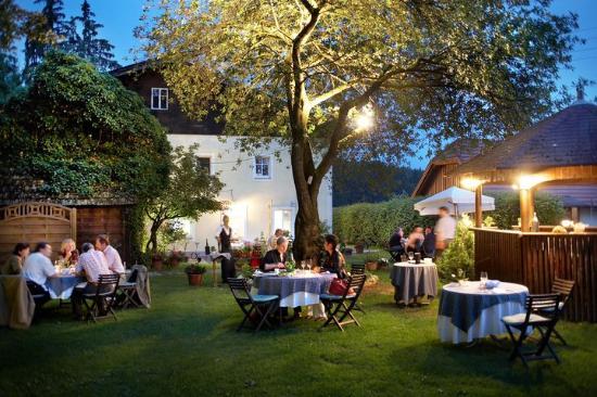 Grieskirchen, Austria: Gastgarten