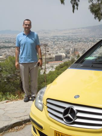 Athens Taxi Tour and Transfers στα Γαλλικά & Ιταλικά