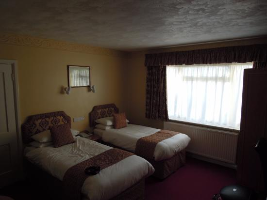 Bexhill-on-Sea, UK: Our room