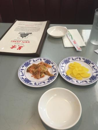 Yen Jing Chinese Restaurant Doraville Menu Prices