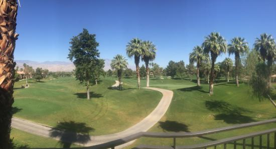 Marriott's Desert Springs Villas II: View from room
