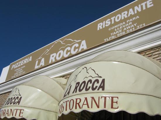 Pizzeria & Ristorante La Rocca: LA ROCCA