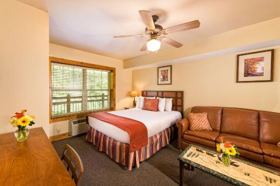 Westgate Smoky Mountain Resort & Spa: Studio Villa