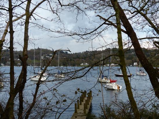 Sawrey Knotts : Ferry House, Lake Windermere