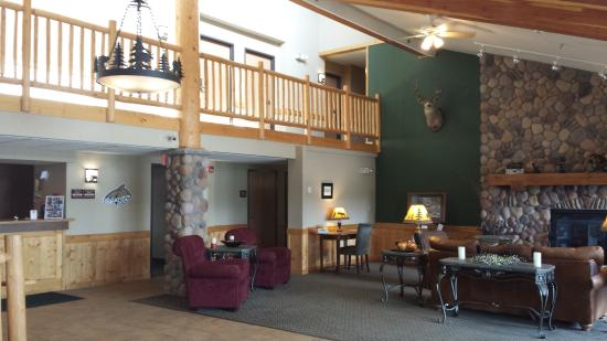 MountainView Lodge & Suites: Interior