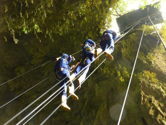 Waitomo Adventures