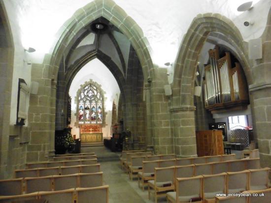 Parish Church of St Helier, St. Helier - Tripadvisor