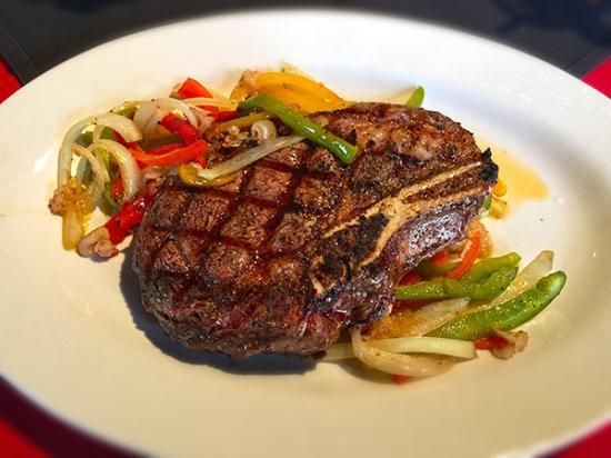 Corrales, NM: The Bad Boy steak