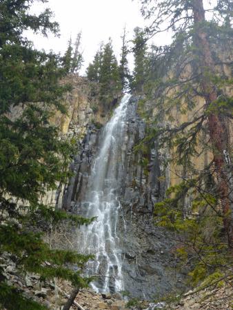 Gallatin Canyon: Palisades Falls