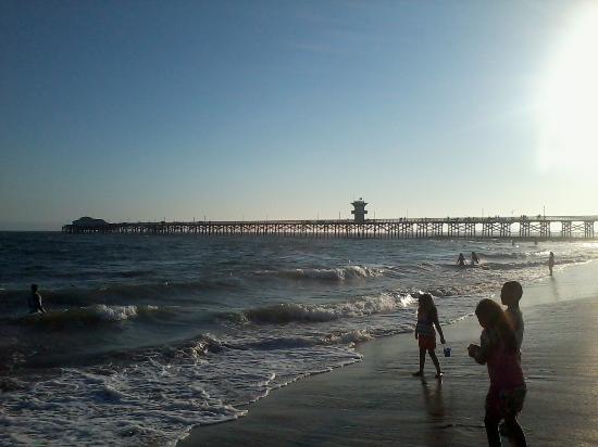 Seal Beach Pier Ca